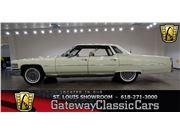 1976 Cadillac DeVille for sale in O'Fallon, Illinois 62269