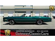 1976 Cadillac Eldorado for sale in Houston, Texas 77060