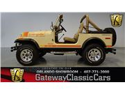 1979 Jeep CJ-7 for sale in Lake Mary, Florida 32746