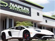 2016 Lamborghini Aventador for sale in Naples, Florida 34104
