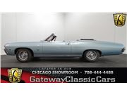 1968 Chevrolet Impala for sale in Tinley Park, Illinois 60487