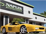 1993 Ferrari Testarossa for sale in Naples, Florida 34104