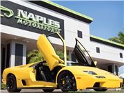 2001 Lamborghini Diablo for sale in Naples, Florida 34104