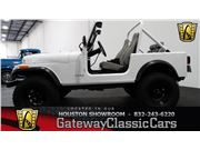 1982 Jeep CJ7 for sale in Houston, Texas 77060