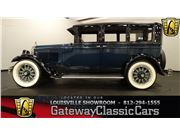 1926 Buick Model 50 for sale in Memphis, Indiana 47143