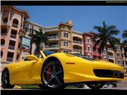 2012 Ferrari 458 for sale in Naples, Florida 34104