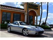 2003 Ferrari 575M Maranello for sale in Deerfield Beach, Florida 33441