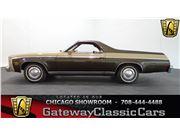 1975 Chevrolet El Camino for sale in Tinley Park, Illinois 60487