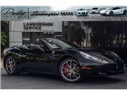 2012 Ferrari California for sale in North Miami Beach, Florida 33181
