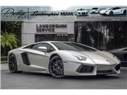2015 Lamborghini Aventador for sale in North Miami Beach, Florida 33181
