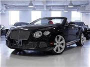 2012 Bentley Continental GTC for sale in New York, New York 10019