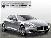 2015 Maserati Quattroporte for sale in Sterling, Virginia 20166