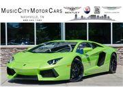 2012 Lamborghini Aventador for sale in Franklin, Tennessee 37067