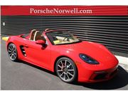 2017 Porsche 718 Boxster for sale in Norwell, Massachusetts 02061