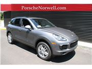 2016 Porsche Cayenne for sale in Norwell, Massachusetts 02061