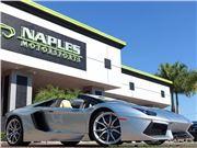 2013 Lamborghini Aventador for sale in Naples, Florida 34104