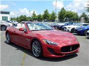 2017 Maserati GranTurismo for sale in Sterling, Virginia 20166