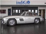 1955 Mercedes-Benz 300SL Gullwing Coupe for sale in Rancho Mirage, California 92270
