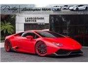 2015 Lamborghini Huracan for sale in North Miami Beach, Florida 33181