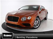 2016 Bentley Continental for sale in Pasadena, California 91105
