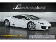 2017 Lamborghini Huracan for sale in Richardson, Texas 75080