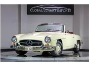 1963 Mercedes-Benz SL 190 for sale in Burr Ridge, Illinois 60527