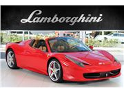 2013 Ferrari 458 Italia Spider for sale in Woodland Hills, California 91364