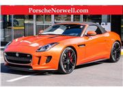 2014 Jaguar F-TYPE for sale in Norwell, Massachusetts 02061