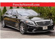 2014 Mercedes-Benz S-Class for sale in Norwell, Massachusetts 02061