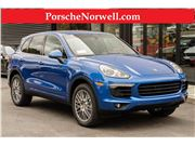 2017 Porsche Cayenne for sale in Norwell, Massachusetts 02061