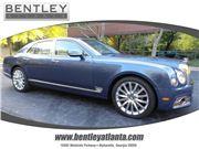 2017 Bentley Mulsanne for sale in Alpharetta, Georgia 30009