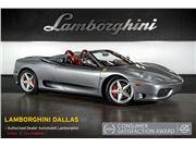 2001 Ferrari 360 for sale in Richardson, Texas 75080
