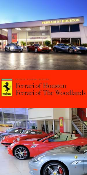 Ferrari of Houston on GoCars