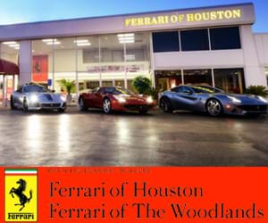 Ferrari of Houston GoCars
